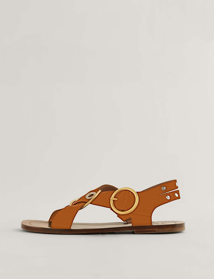 Joseph, SANDALS JO34050A GAYA, in TAN