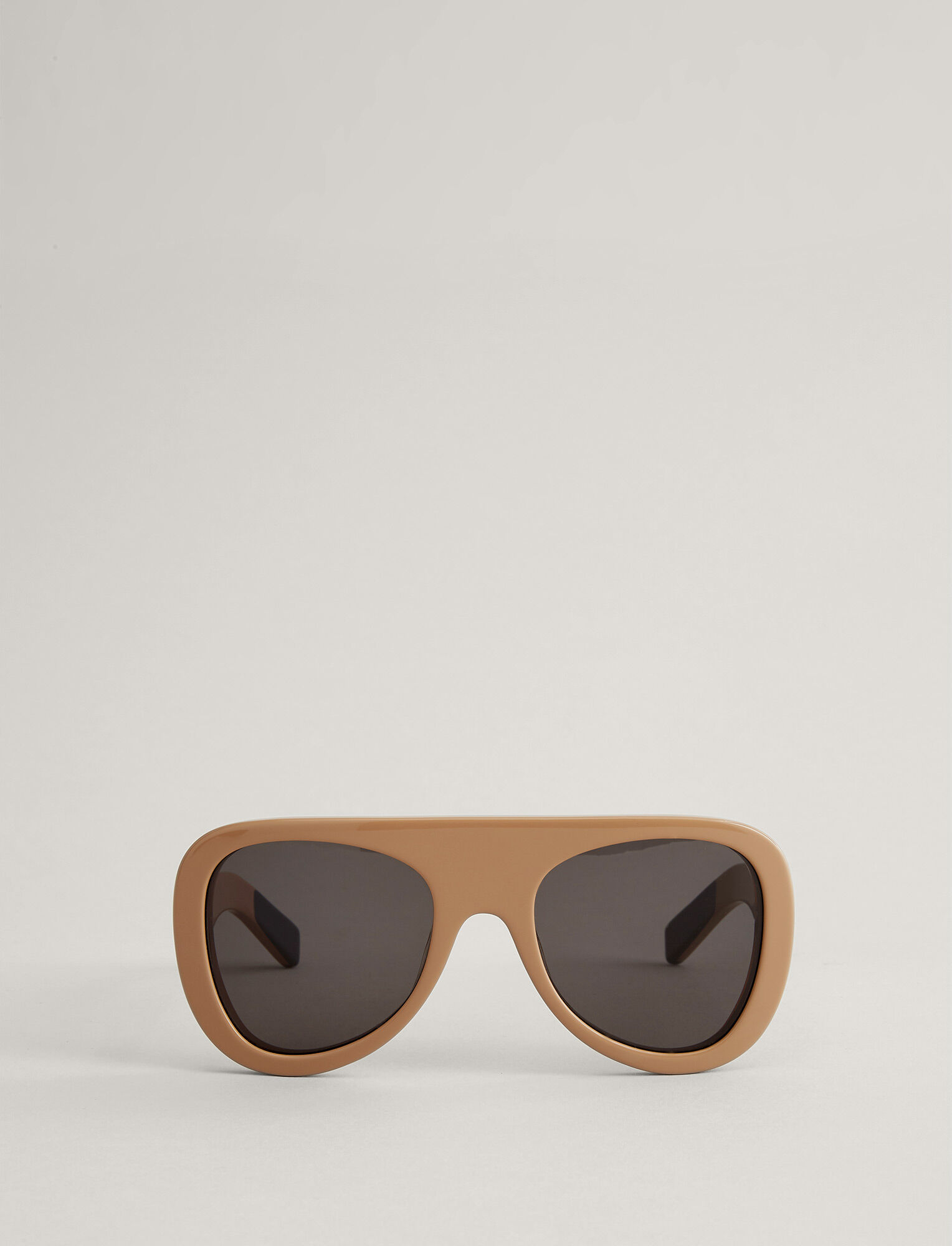 Joseph, Chelsea Sunglasses, in CAMEL