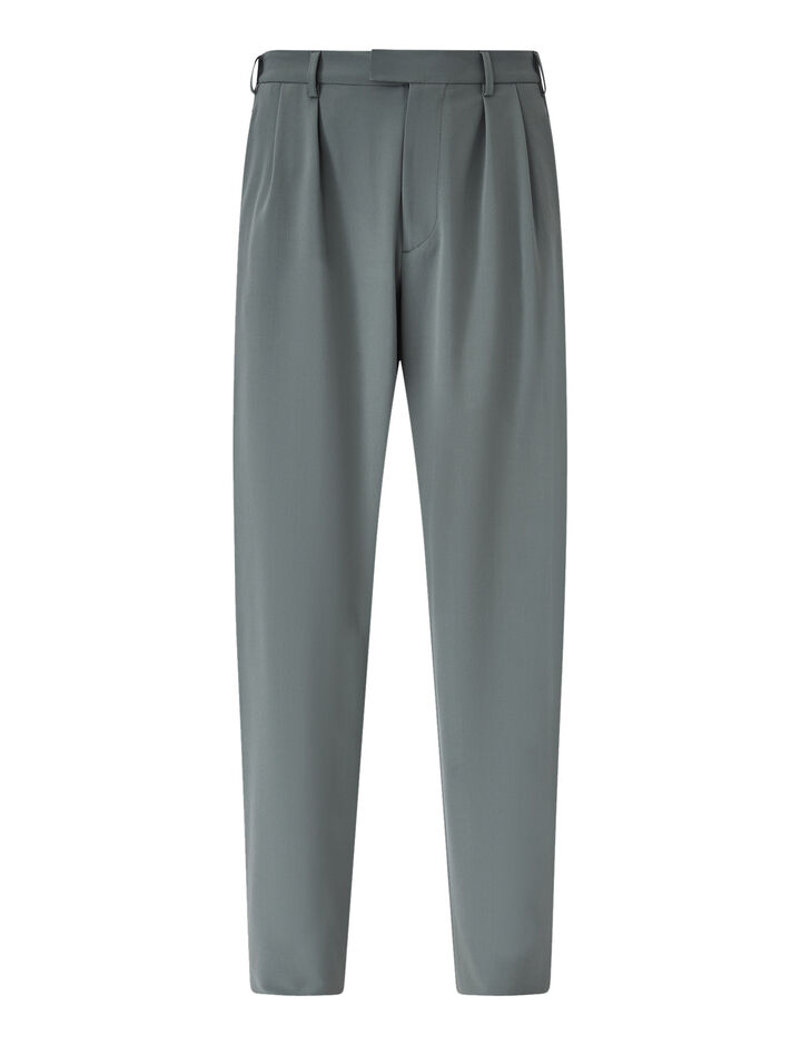 Joseph, Byrne-Techno Wool Stretch, in SAGE