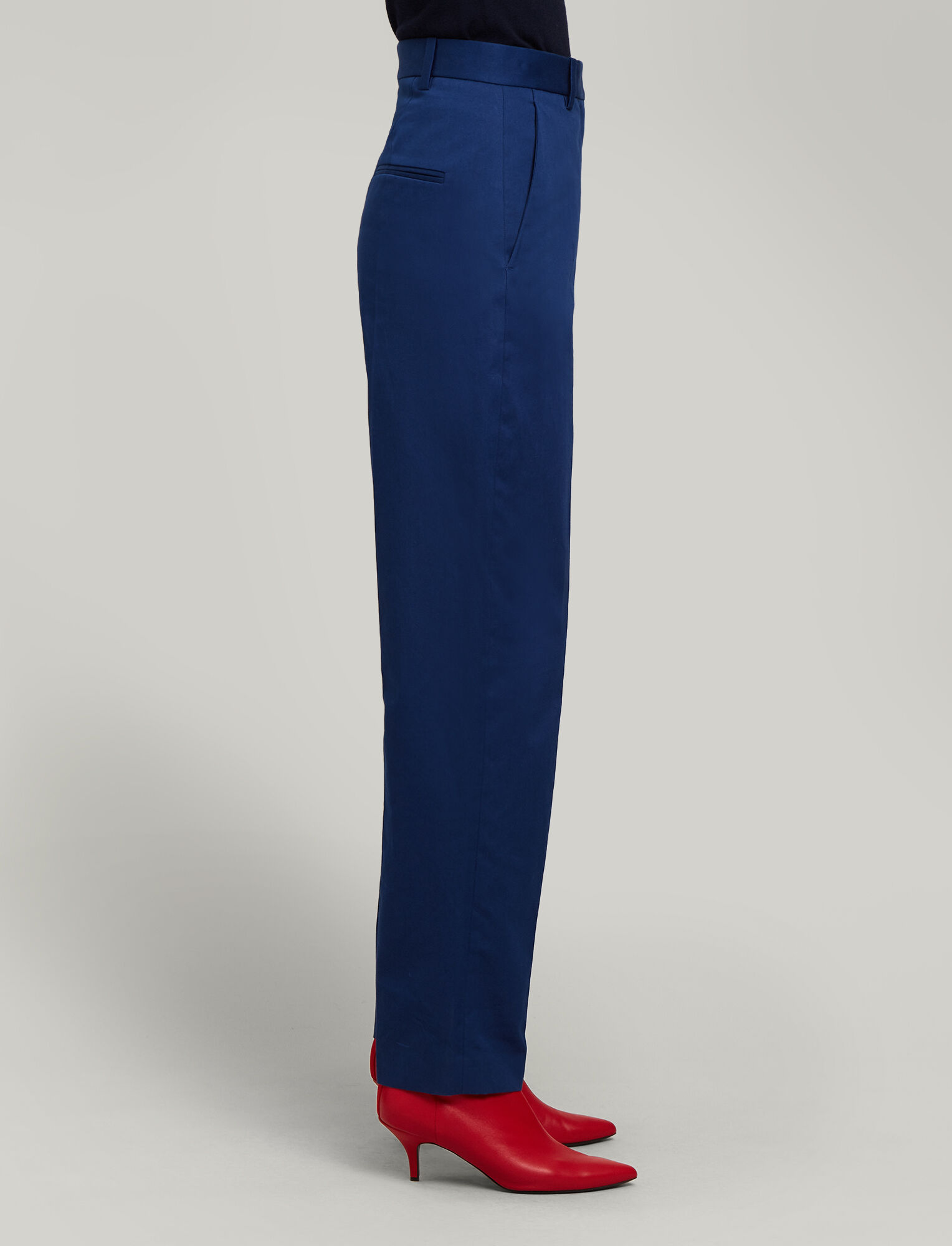 Joseph, Electra Everyday Chino Trousers, in INDIGO