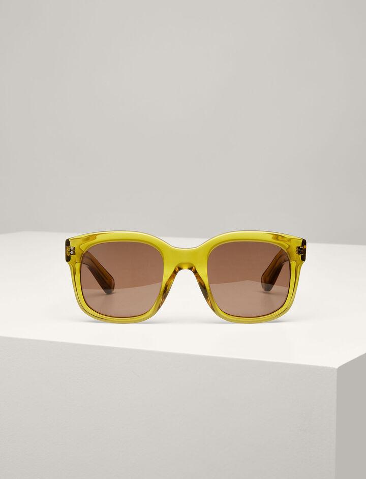 Joseph, Westbourne Sunglasses, in DIJON