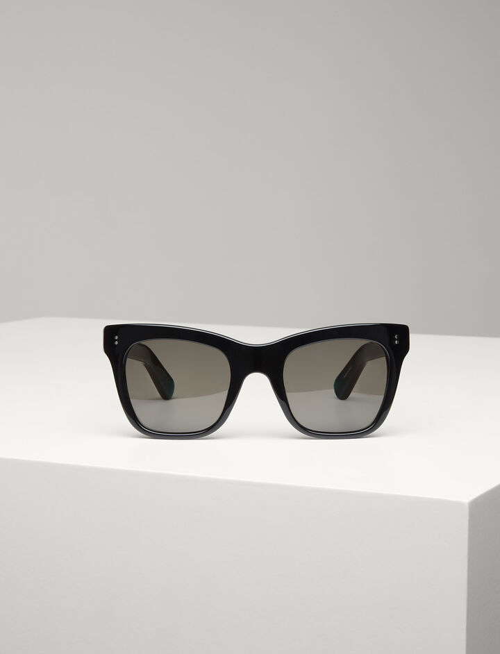 Joseph, Draycott Sunglasses, in BLACK