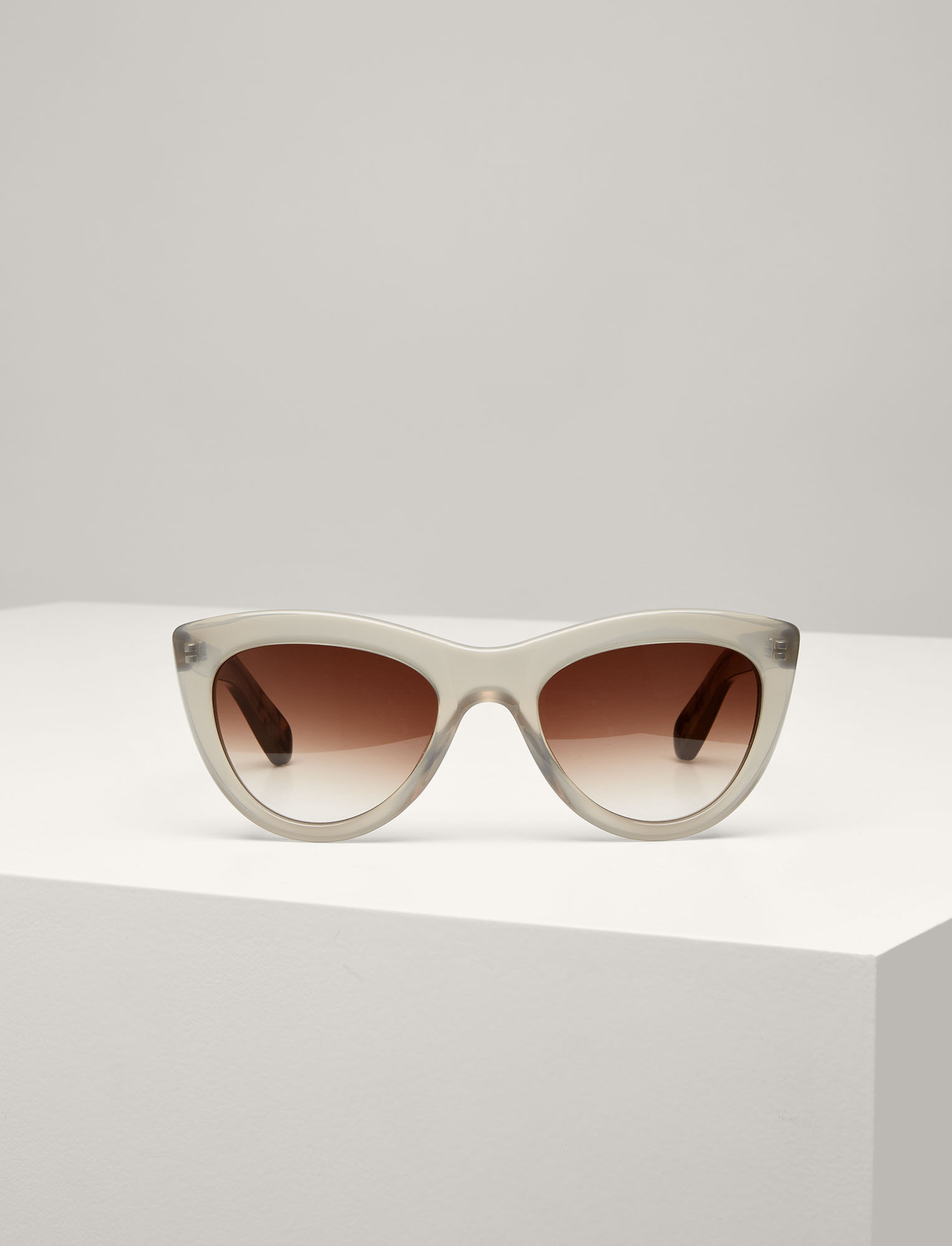 Joseph, Montaigne Sunglasses, in GREY
