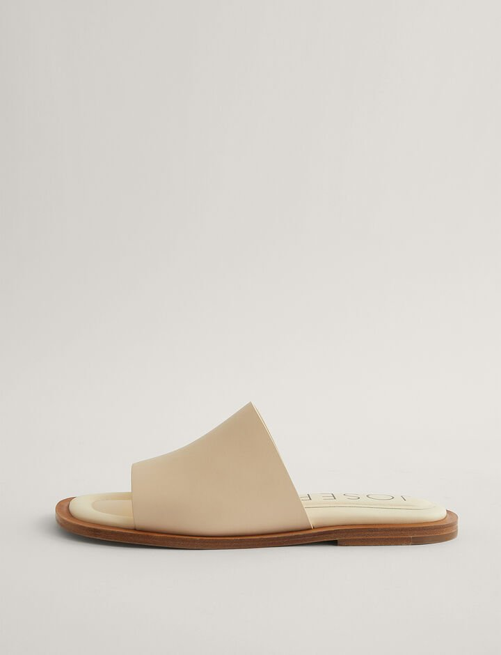 Joseph, Softy Pool Slide, in OFF WHITE