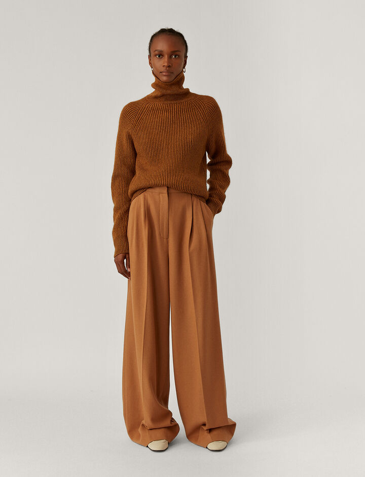 Joseph, Tima Trousers, in Sandalwood