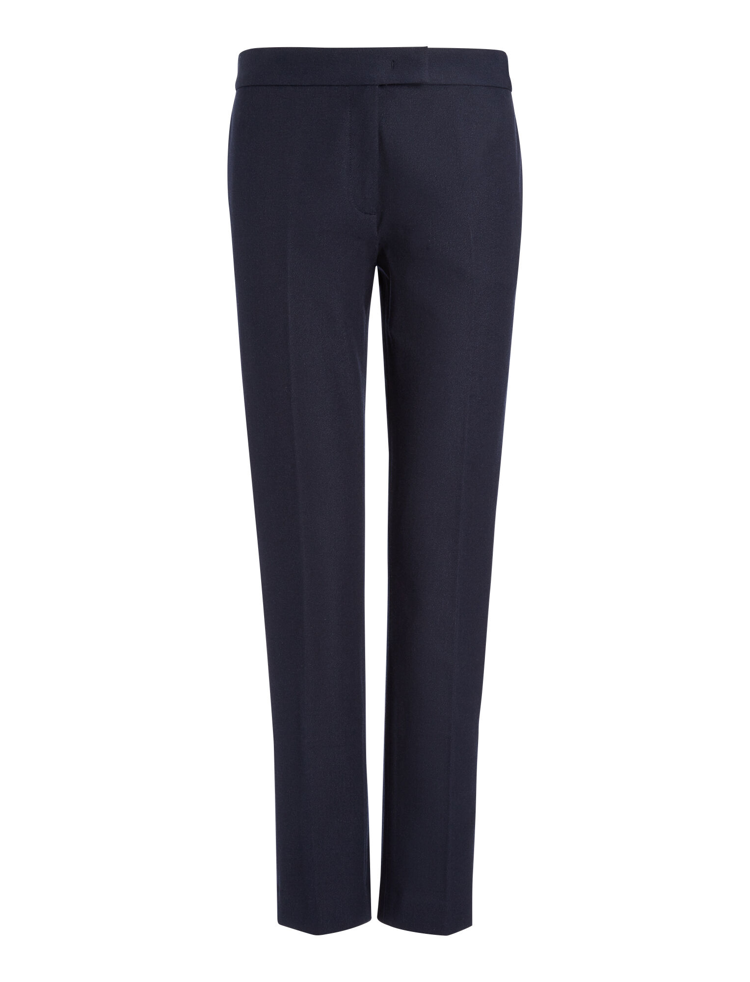 Joseph, Gabardine Stretch Finley Trousers, in NAVY