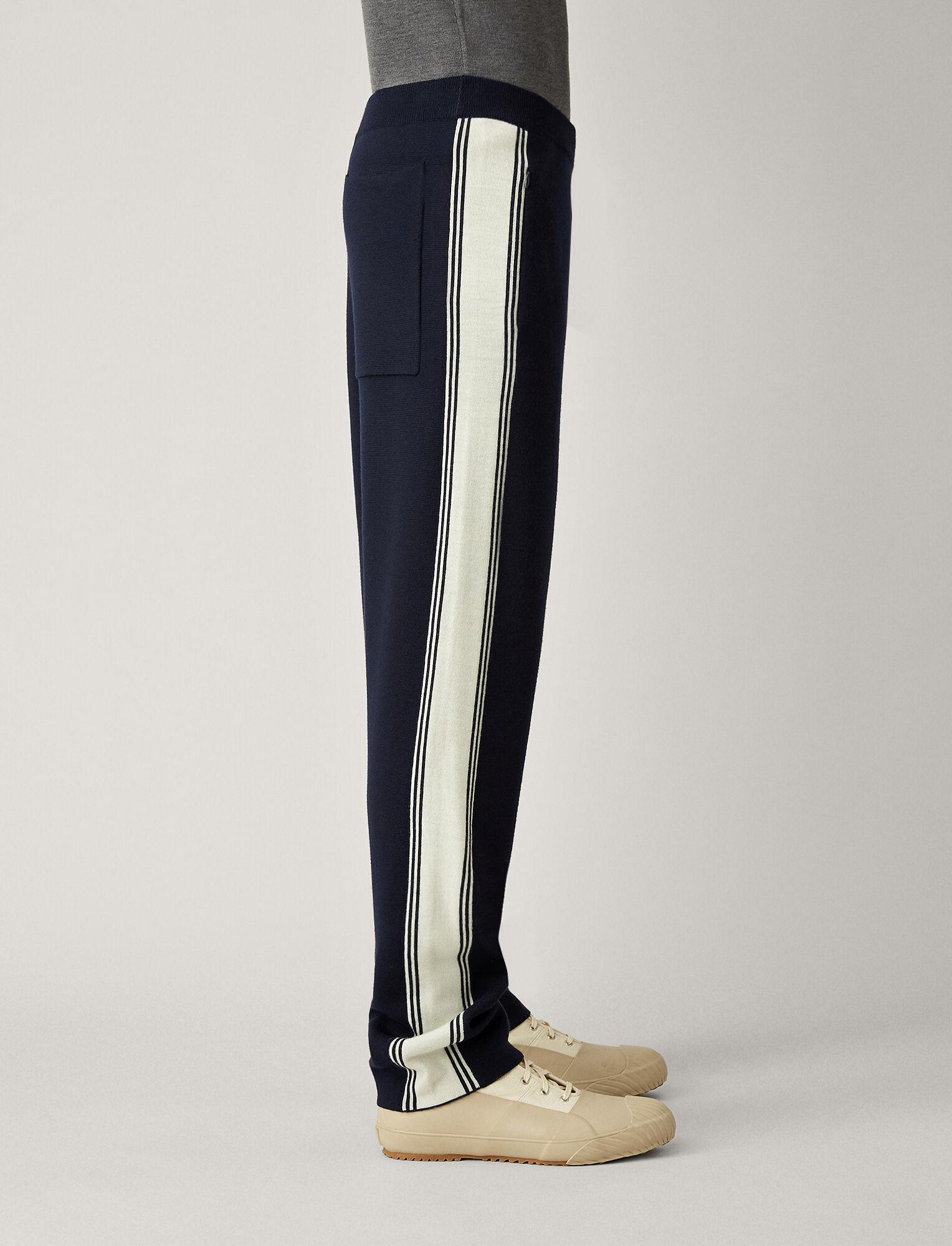 Joseph, Sportwear Milano Knit Jogger, in NAVY