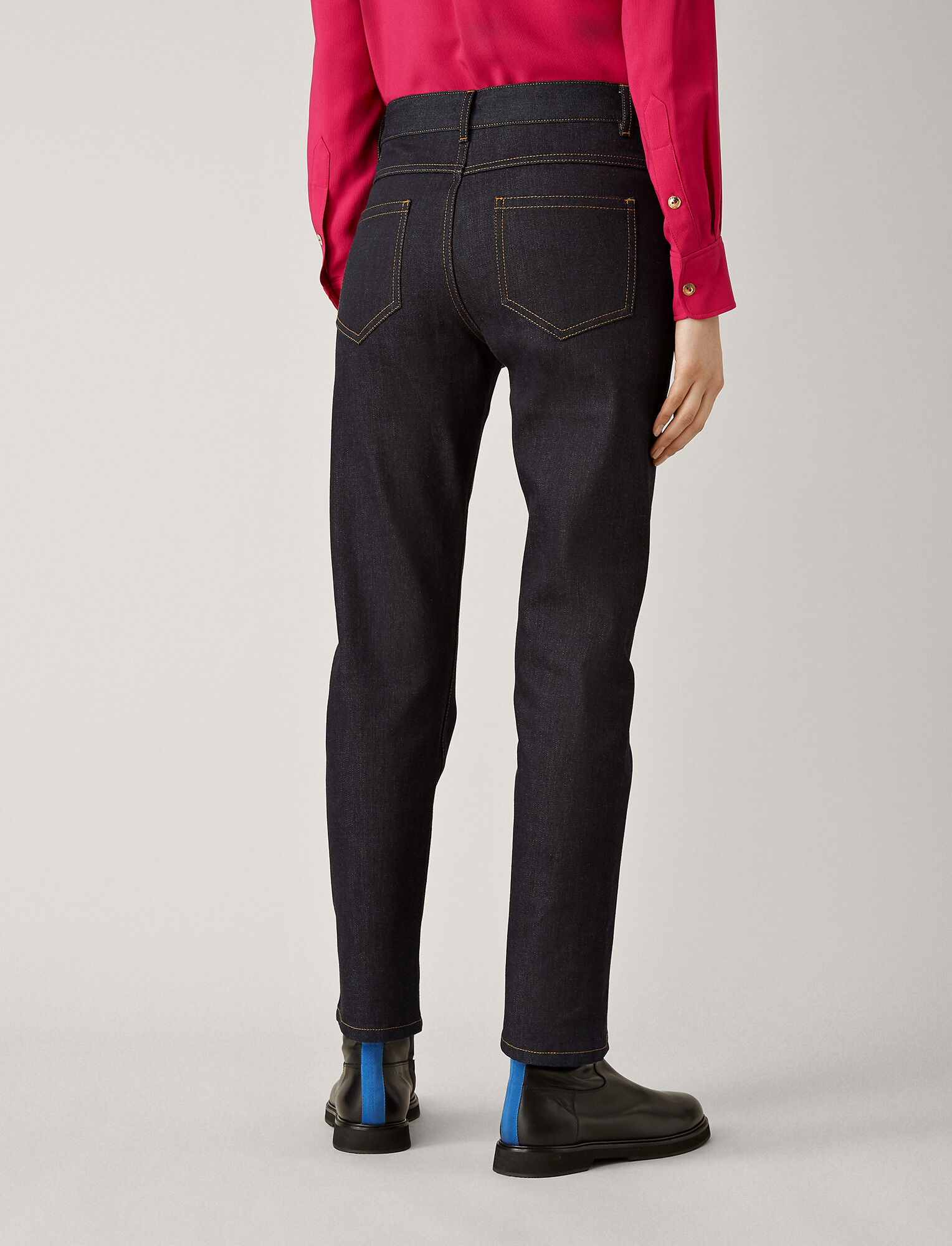Joseph, Den Denim Stretch Trousers, in PURE INDIGO