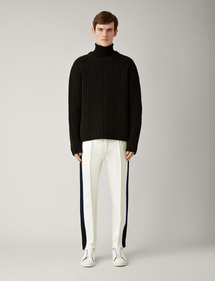 Joseph, Sprint Jersey Trackpants, in OFF WHITE