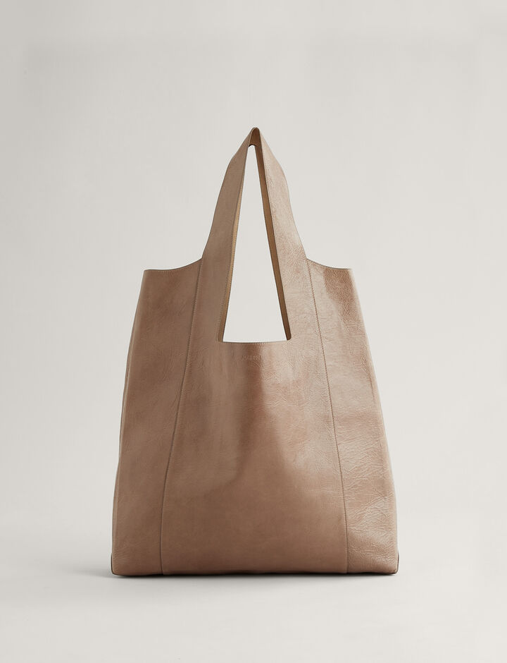 Joseph, Westbourne-Leather, in TAUPE