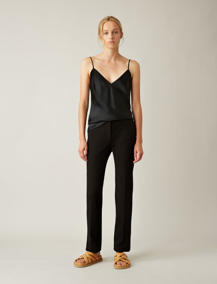 Joseph, Coleman-Gabardine Str, in BLACK