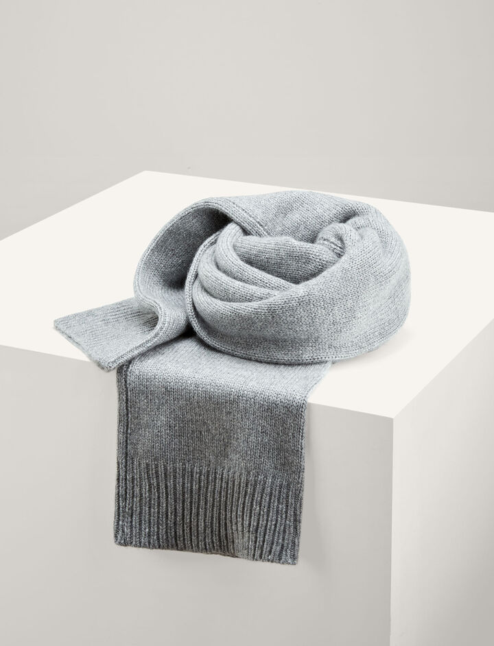 Joseph, Cashmere Luxe Scarf, in PEBBLE