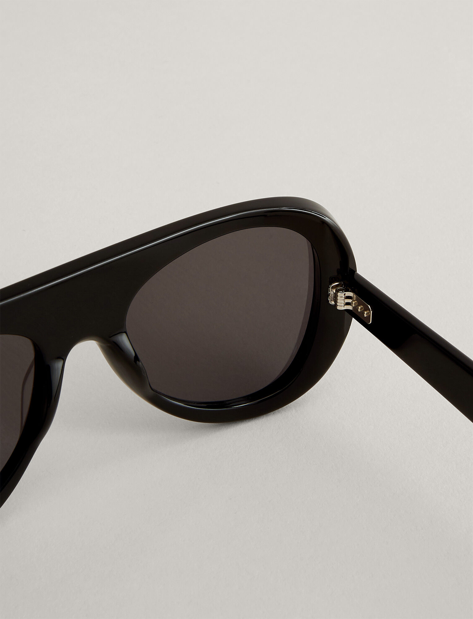 Joseph, Chelsea Sunglasses, in BLACK