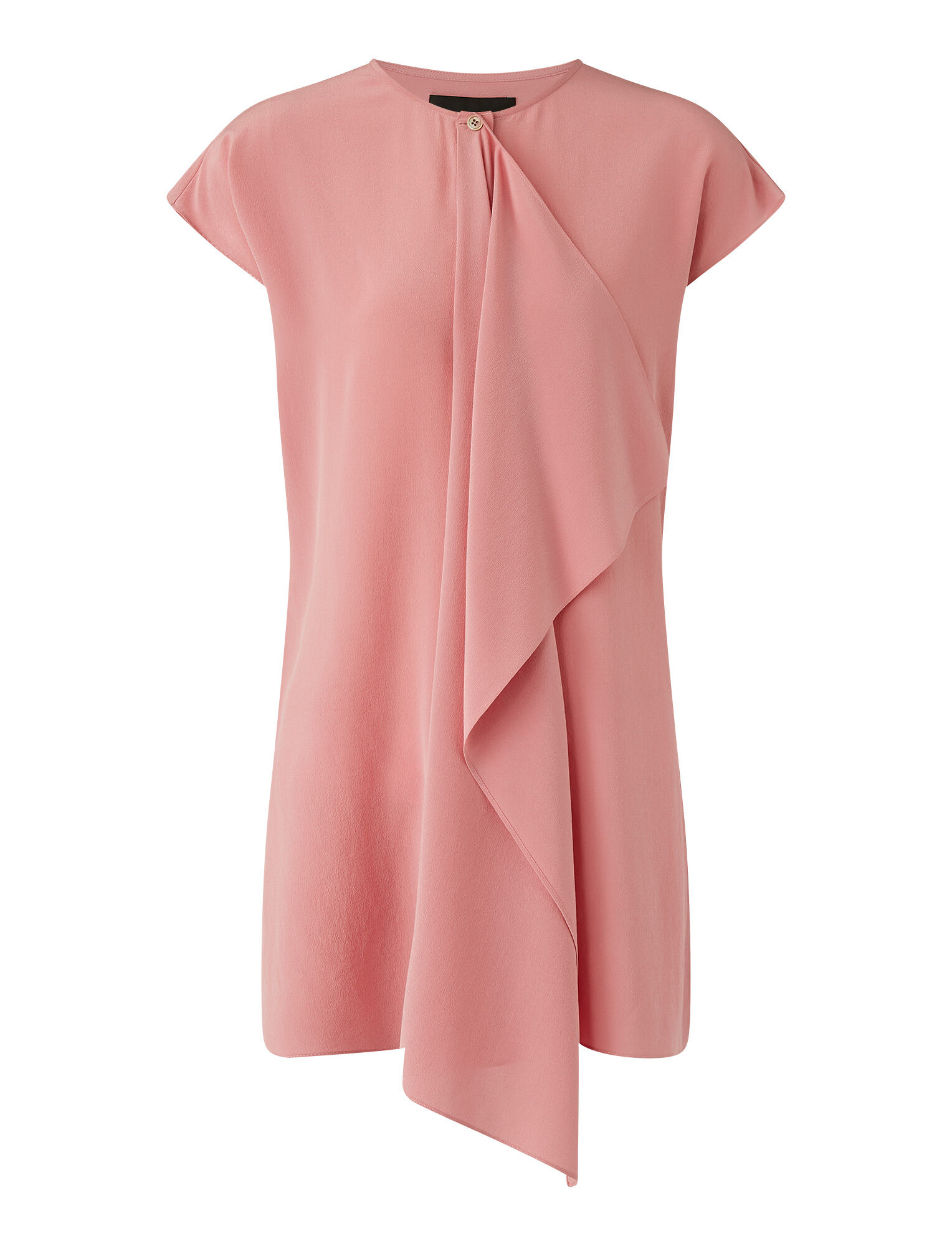 Joseph, Bennia Crepe De Chine Blouse, in Rose