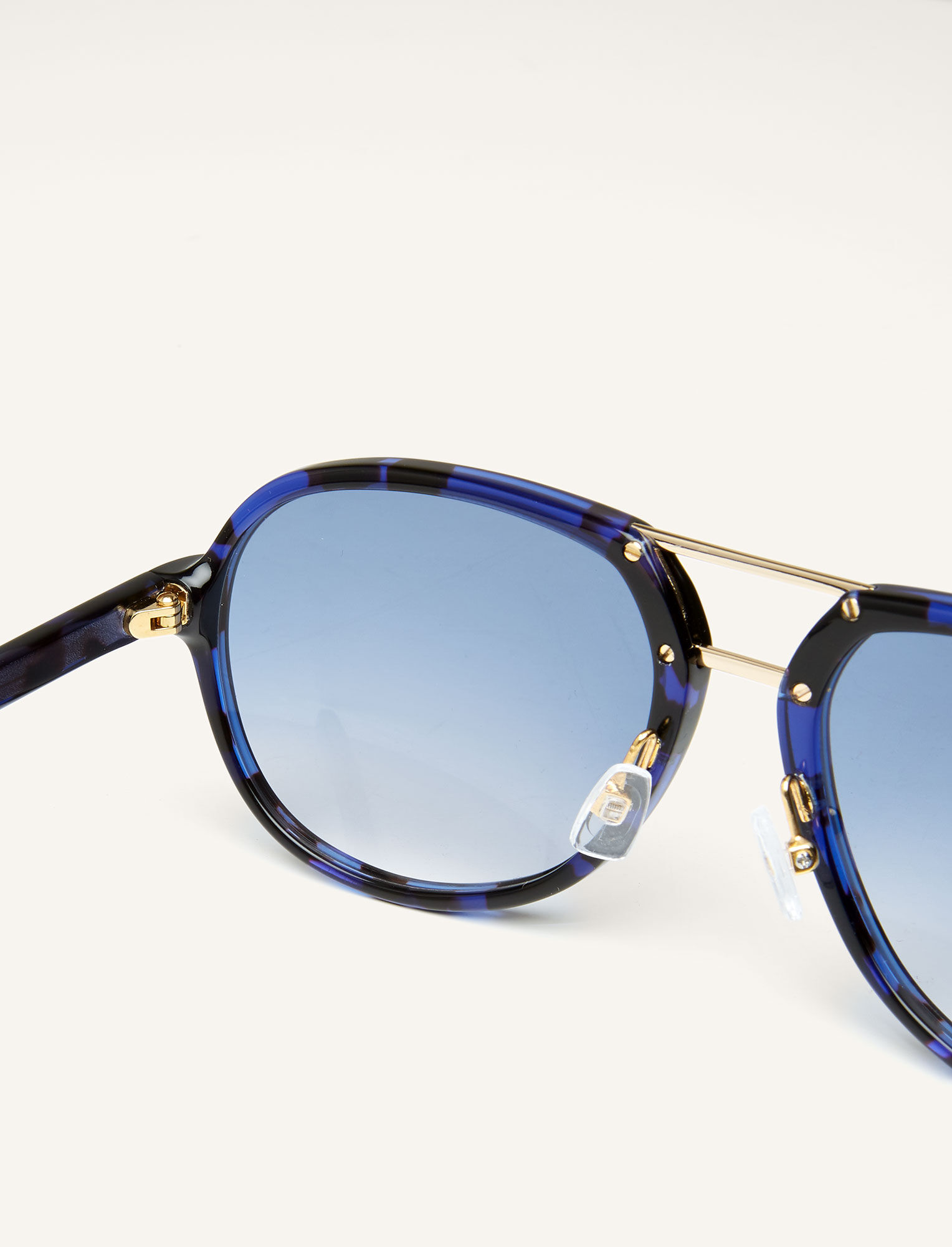 Joseph, Duke Sunglasses, in ELECTRIC BLUE