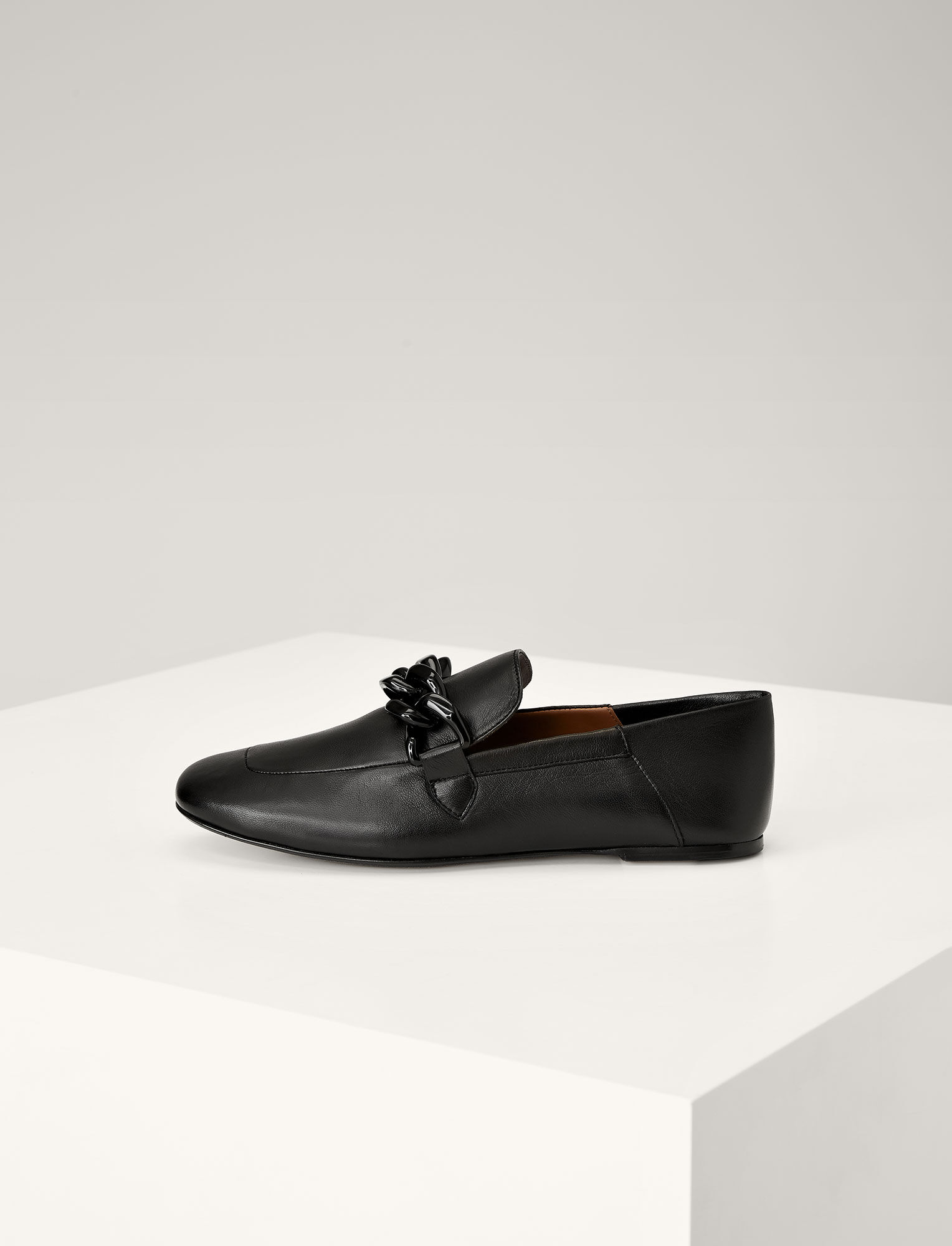 Joseph, The Ripley Loafers, in BLACK