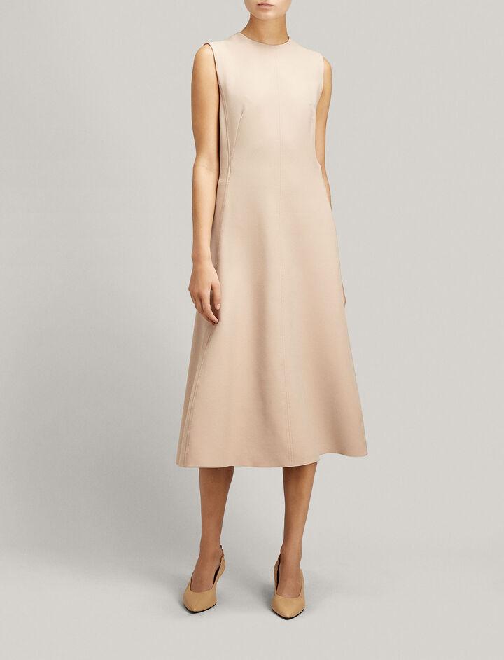 Joseph, Fulton Compact Robe Dress, in DERNIER