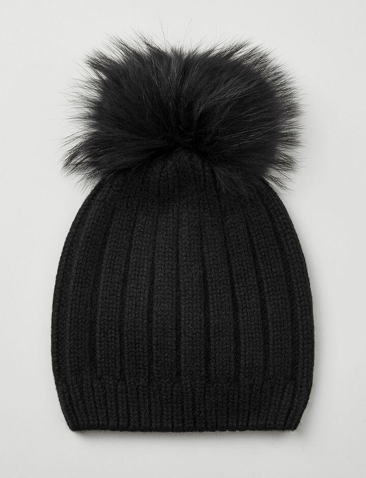Cashmere Luxe Pompon Hat e7126a9a601