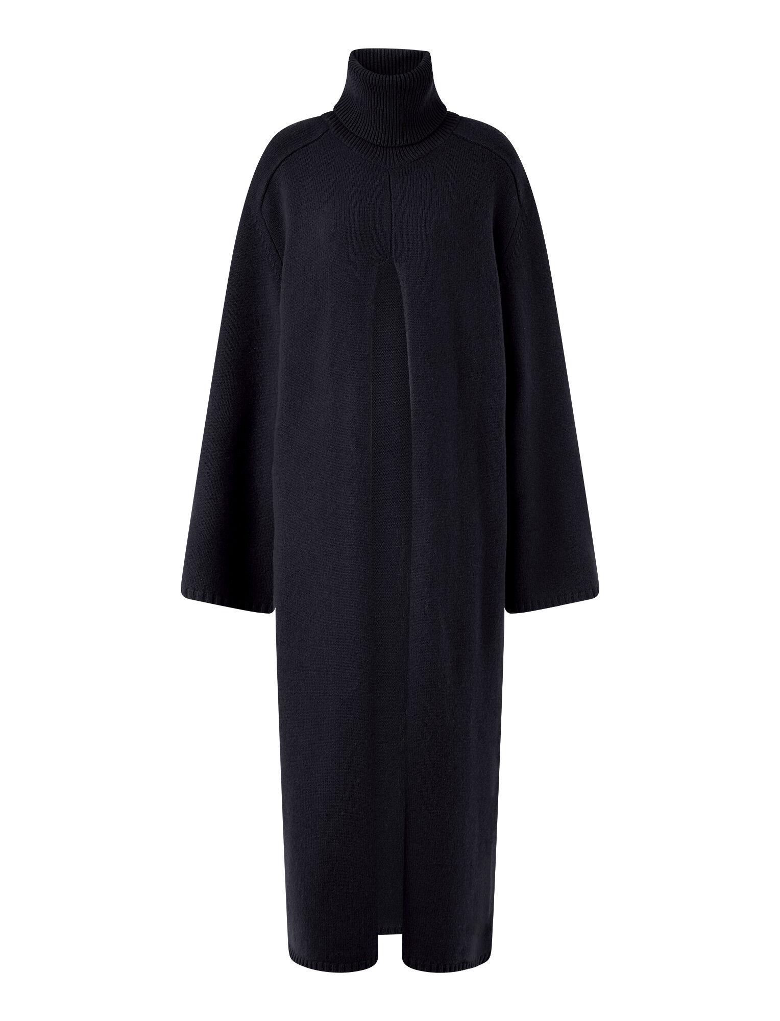Joseph, Viviane O'Size Knit Dress, in Navy