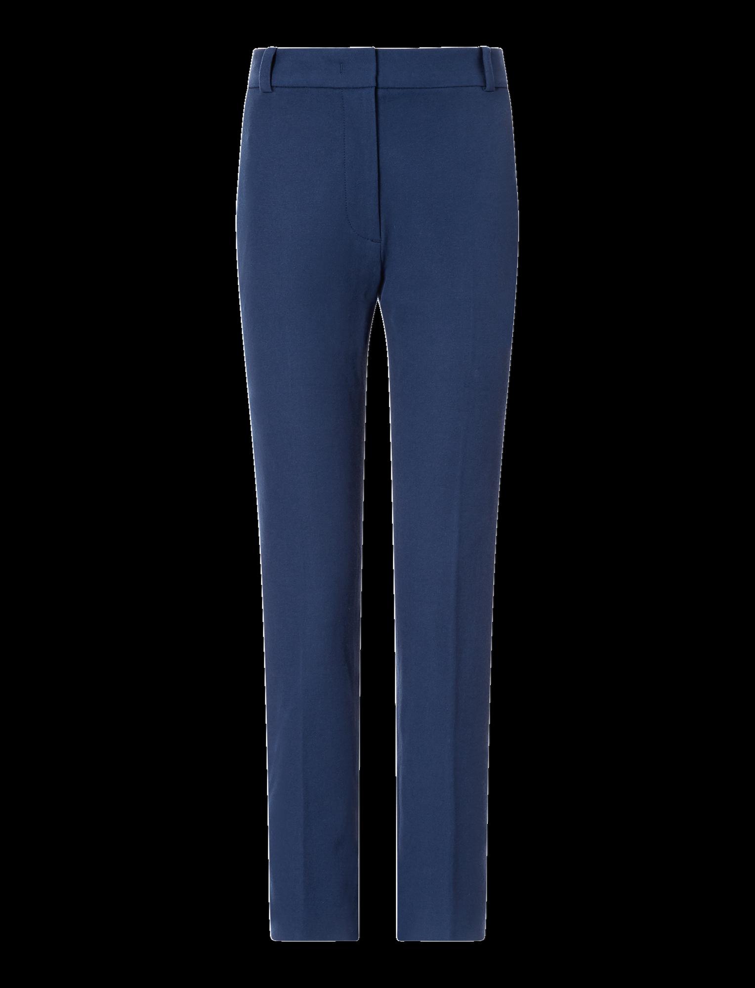 Joseph, Zoom Gabardine Stretch Trousers, in ENCRE