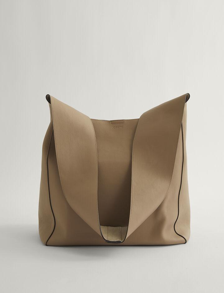 Joseph, Cozumel Light Slouch Bag, in SIROCCO