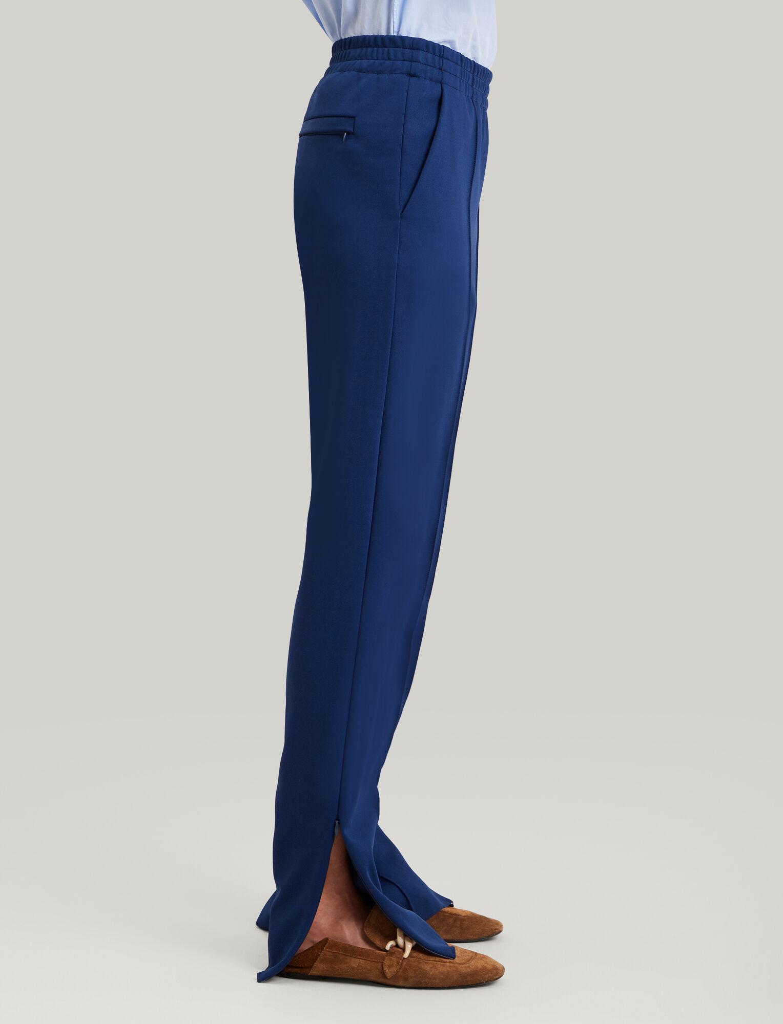 Joseph, Jog Technical Jersey Trousers, in ROYAL BLUE