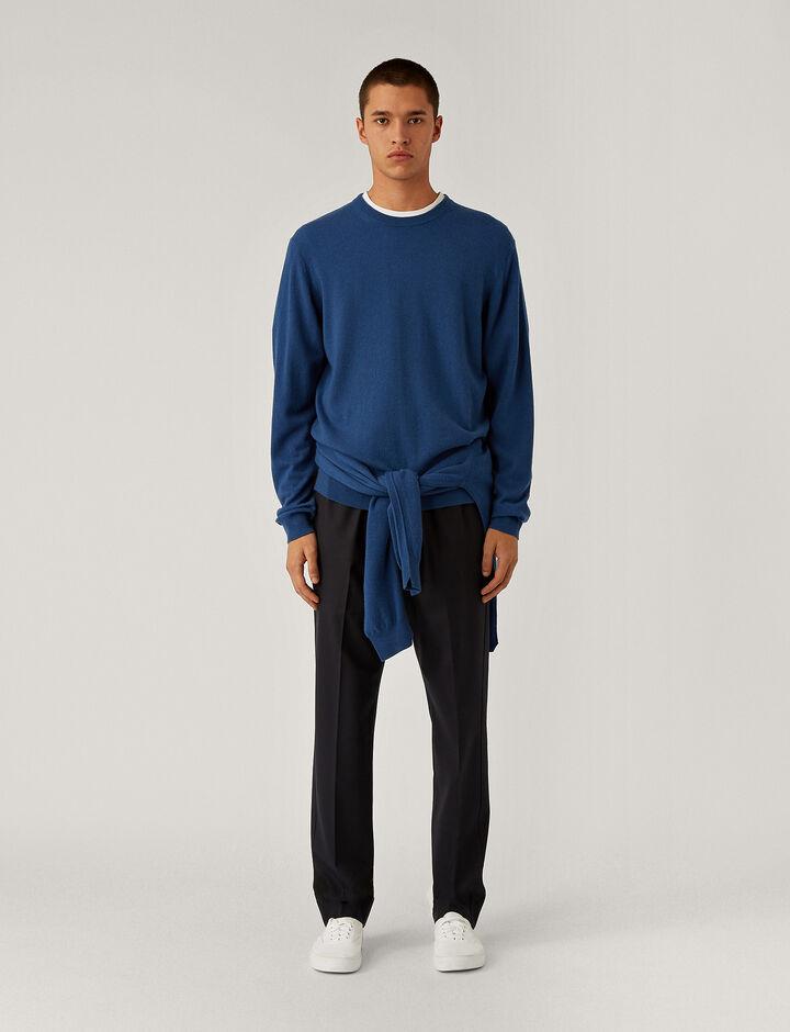 Joseph, Cashmere Knit Knitwear, in Blue