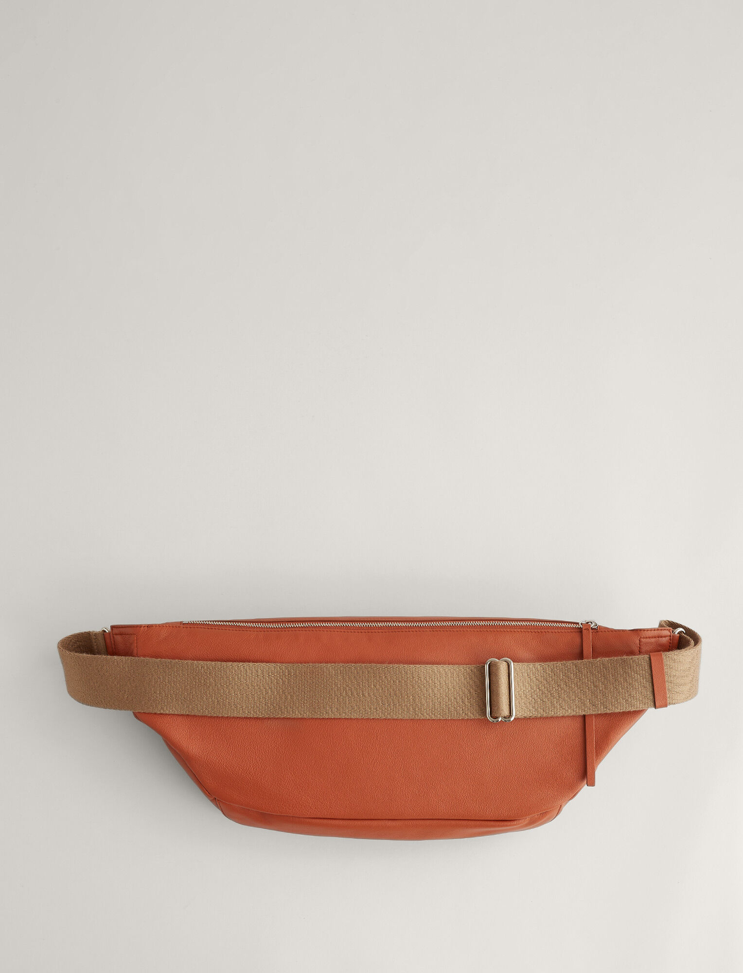 Joseph, Harley Leather Bag, in RUST