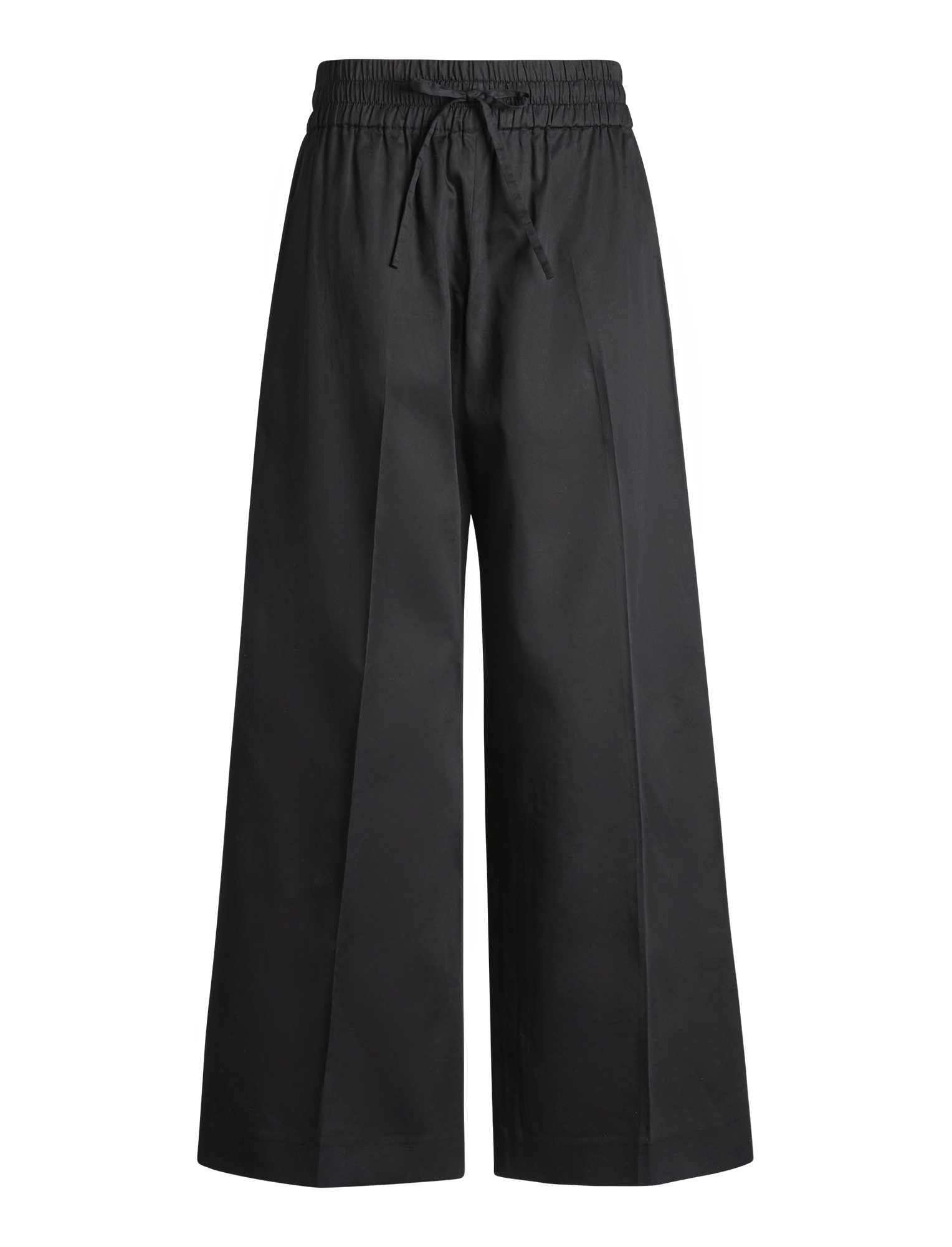Joseph, Dahlman Refined Cotton Trousers, in BLACK