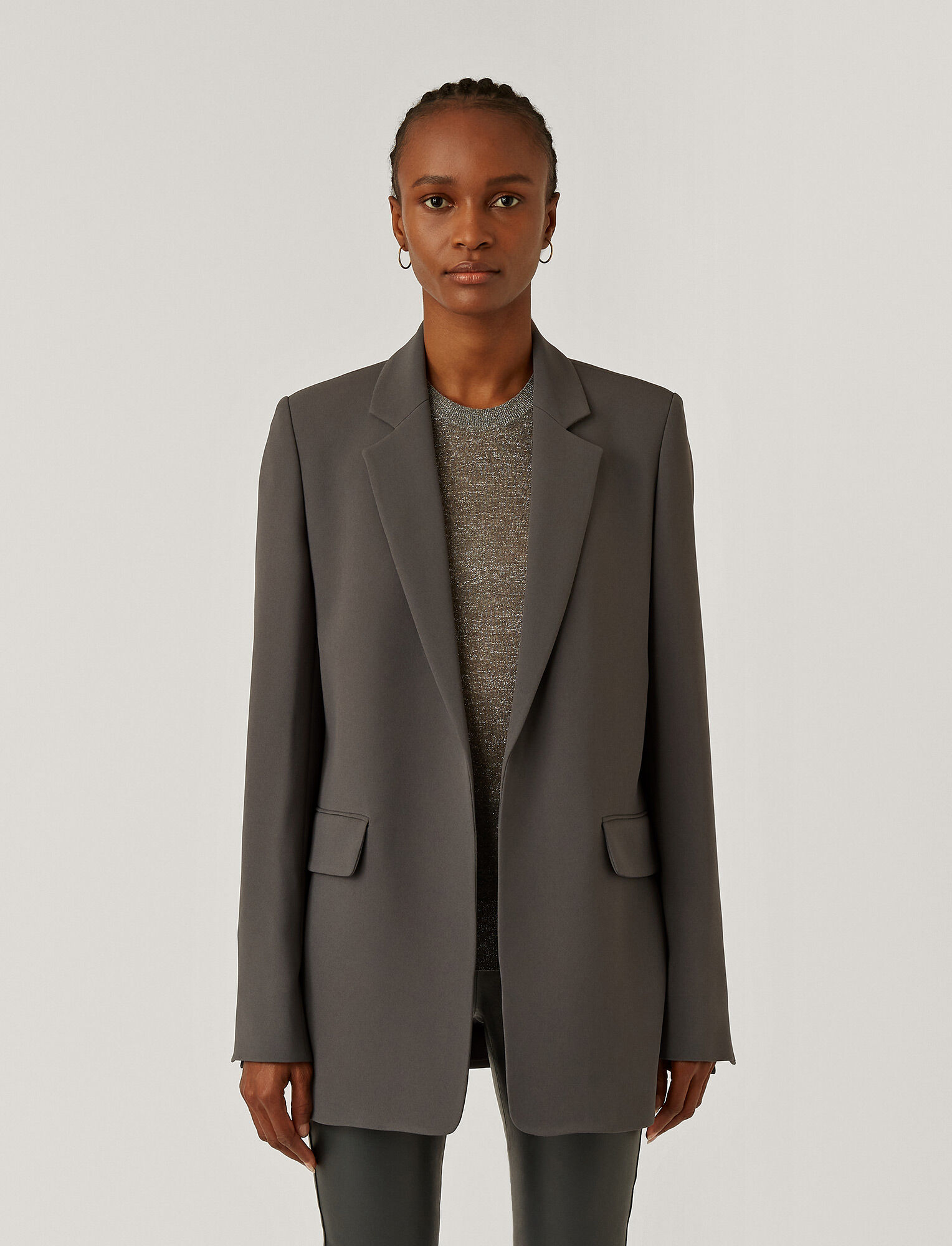 Joseph, New Cady Joan Jacket, in CAPERS