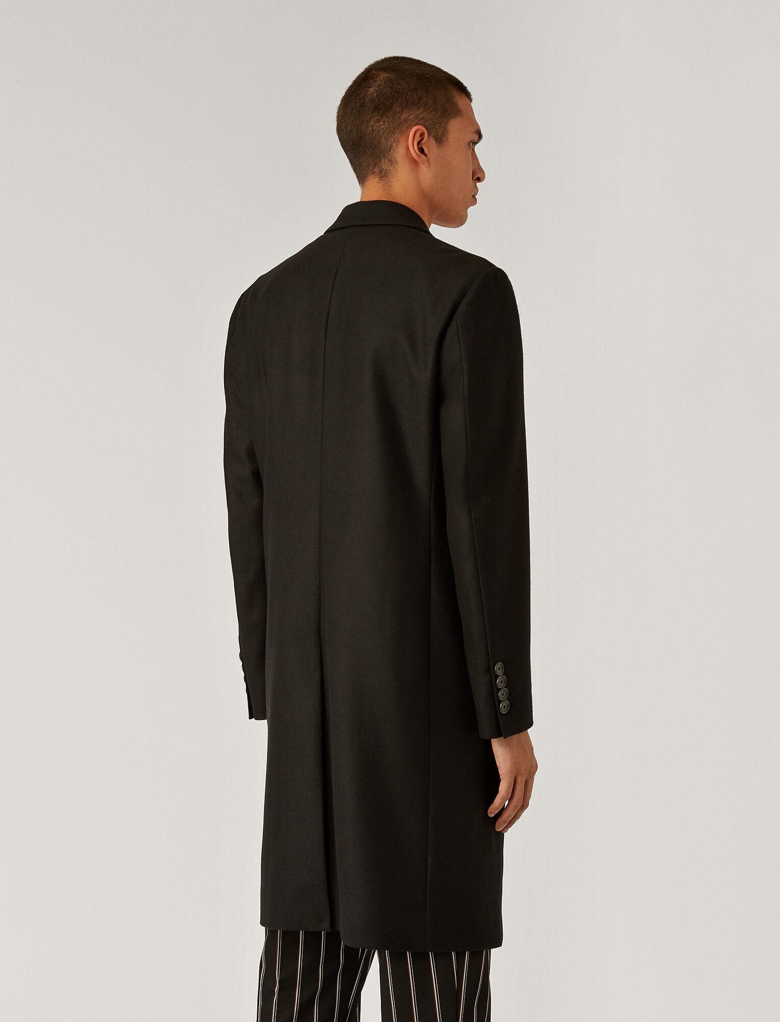 Joseph, Pure Cashmere Coat, in Black