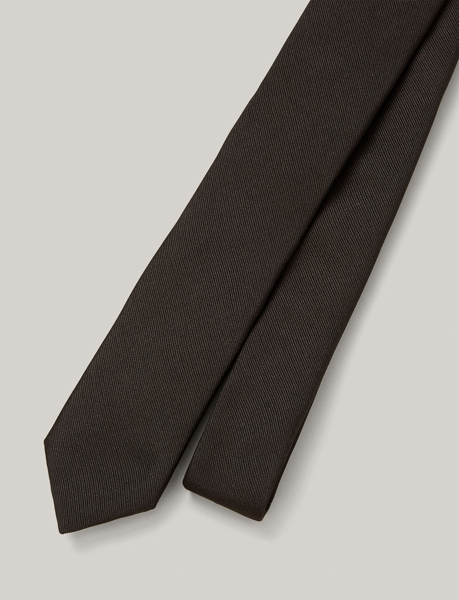 Joseph, Silk Tie, in BLACK