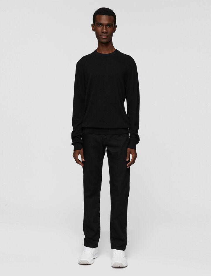 Joseph, Cashmere Knit Knitwear, in Black