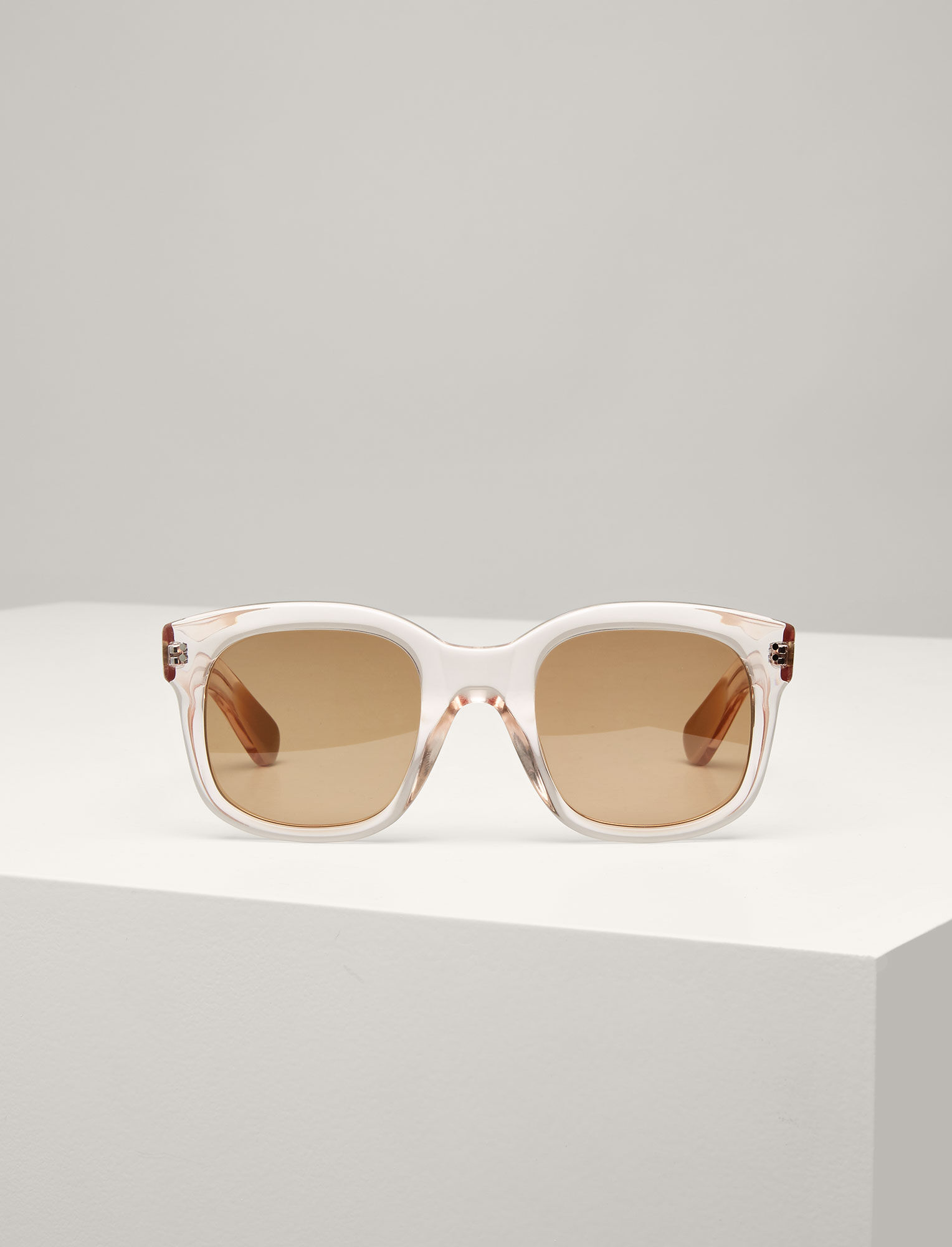 Joseph, Westbourne Sunglasses, in CARNATION