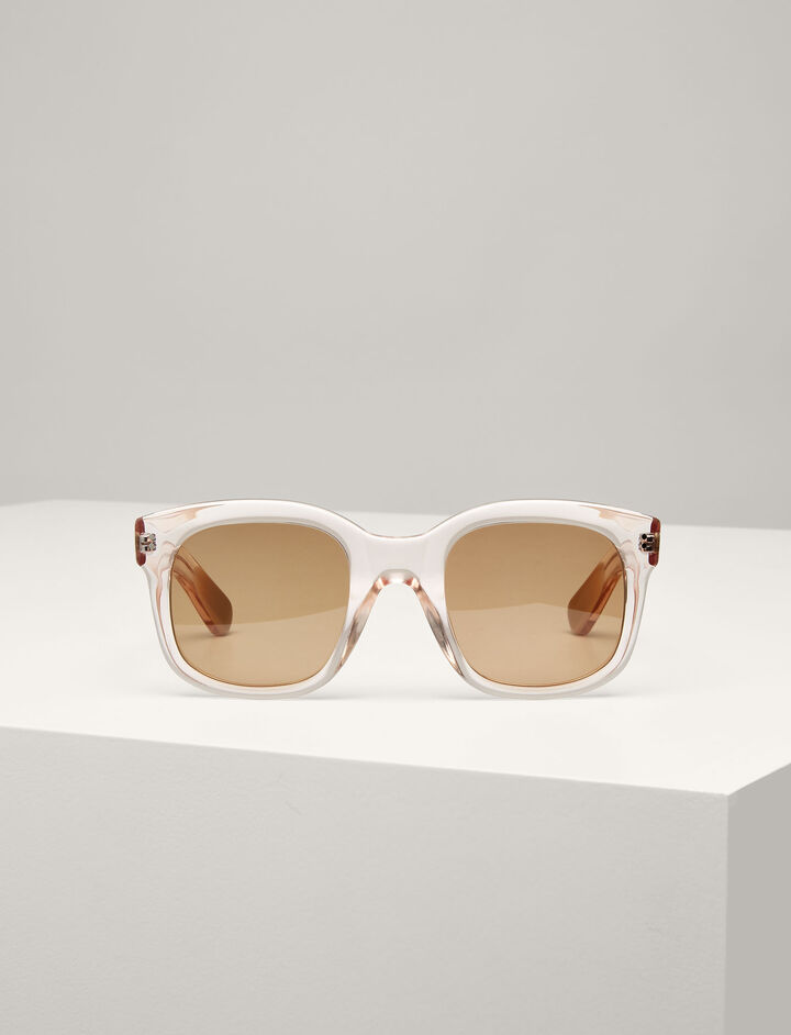 Joseph, Westbourne Sunglasses, in CARNATION