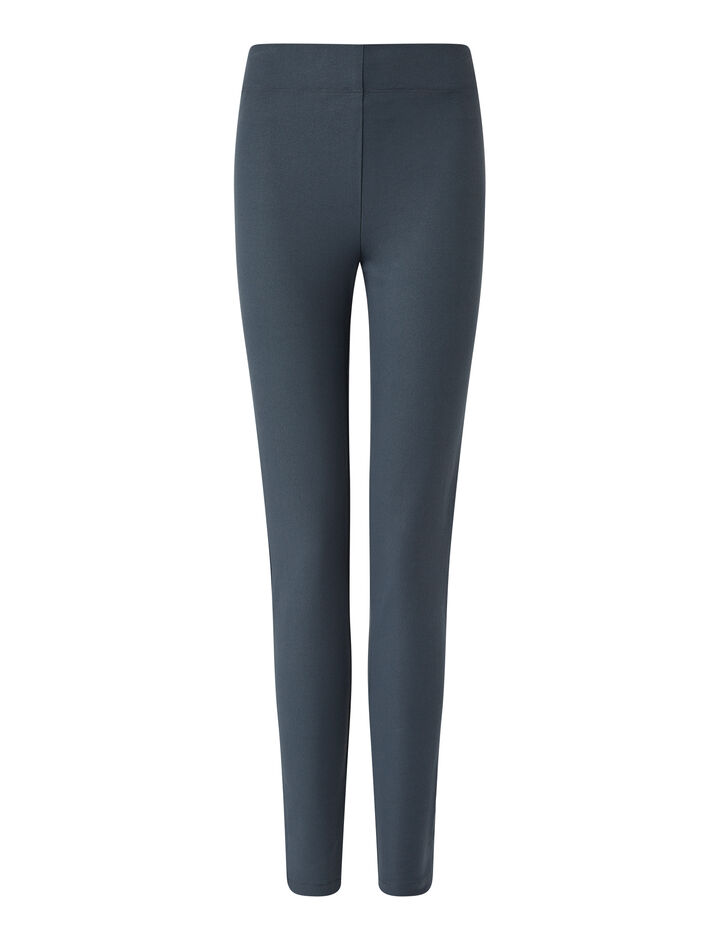 Joseph, Legging-Gabardine Str, in BLUE STEEL