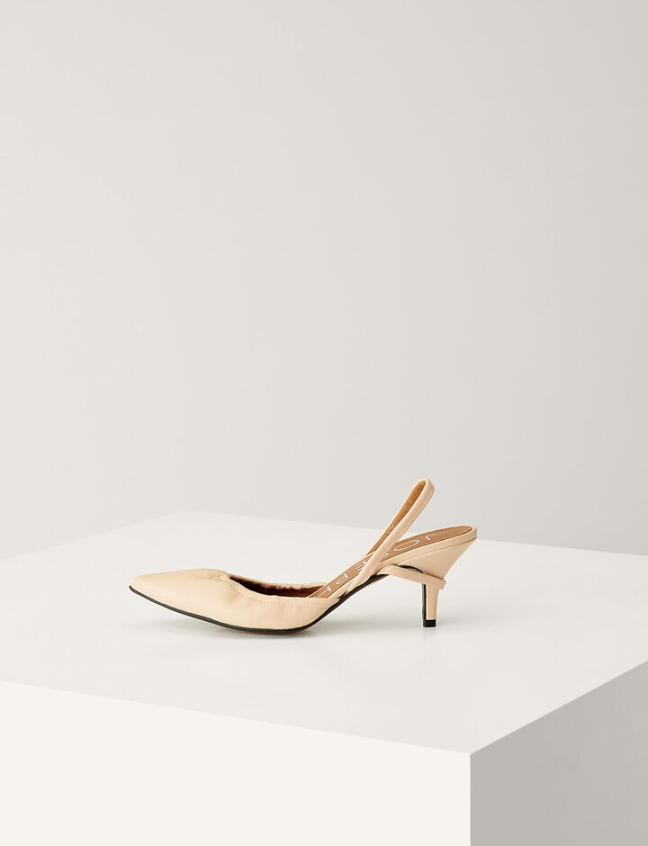 Joseph, The Sadie Slinkback Pumps, in POWDER