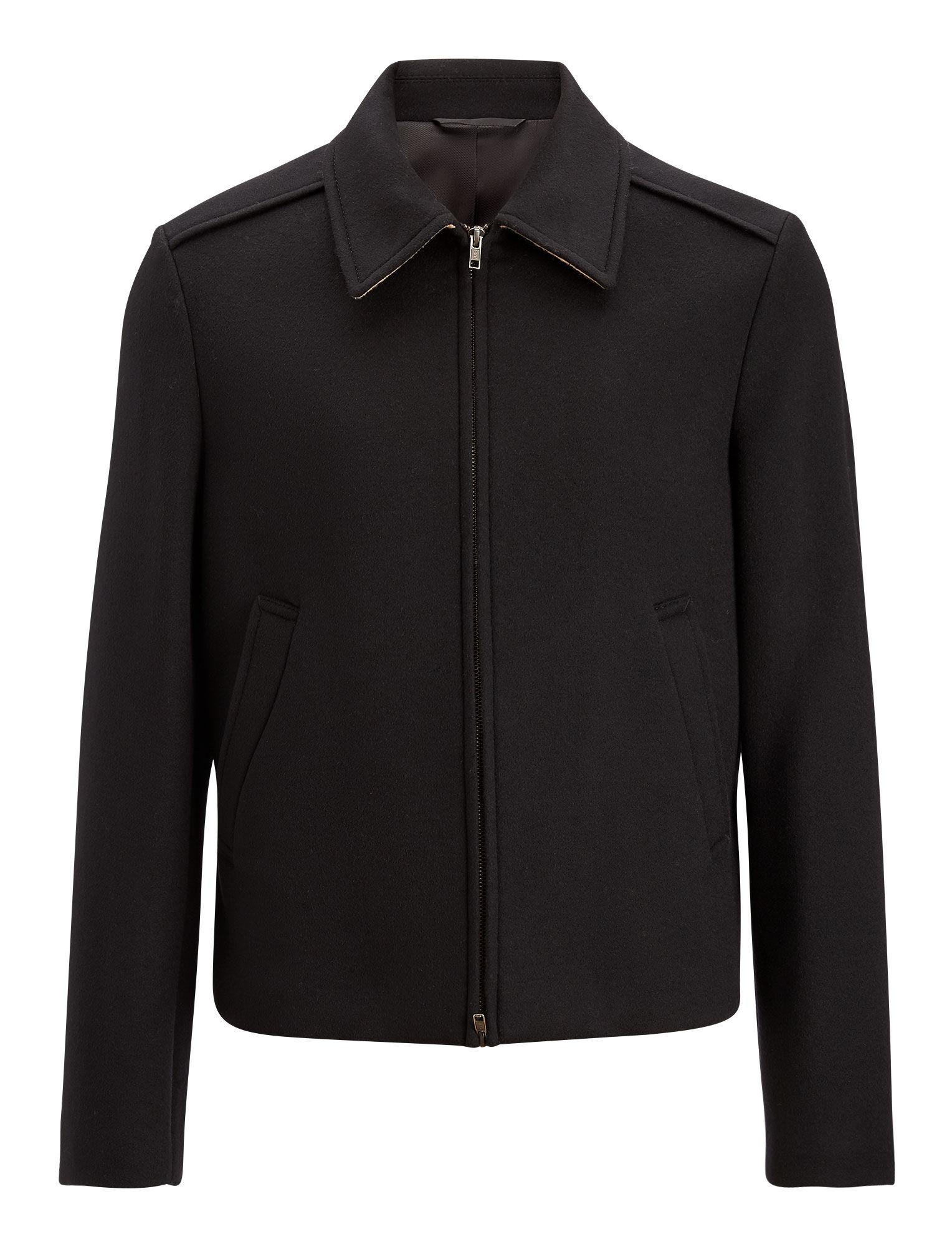 Joseph, Michel Tailored Coat, in BLACK