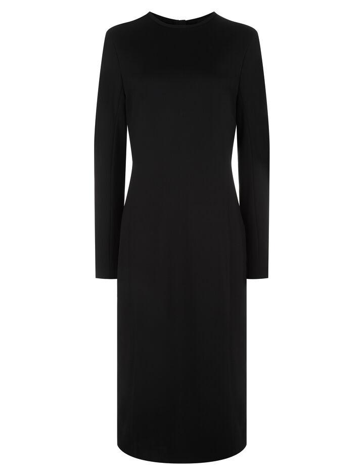 Joseph, Alvin Super Stretch Dress, in BLACK