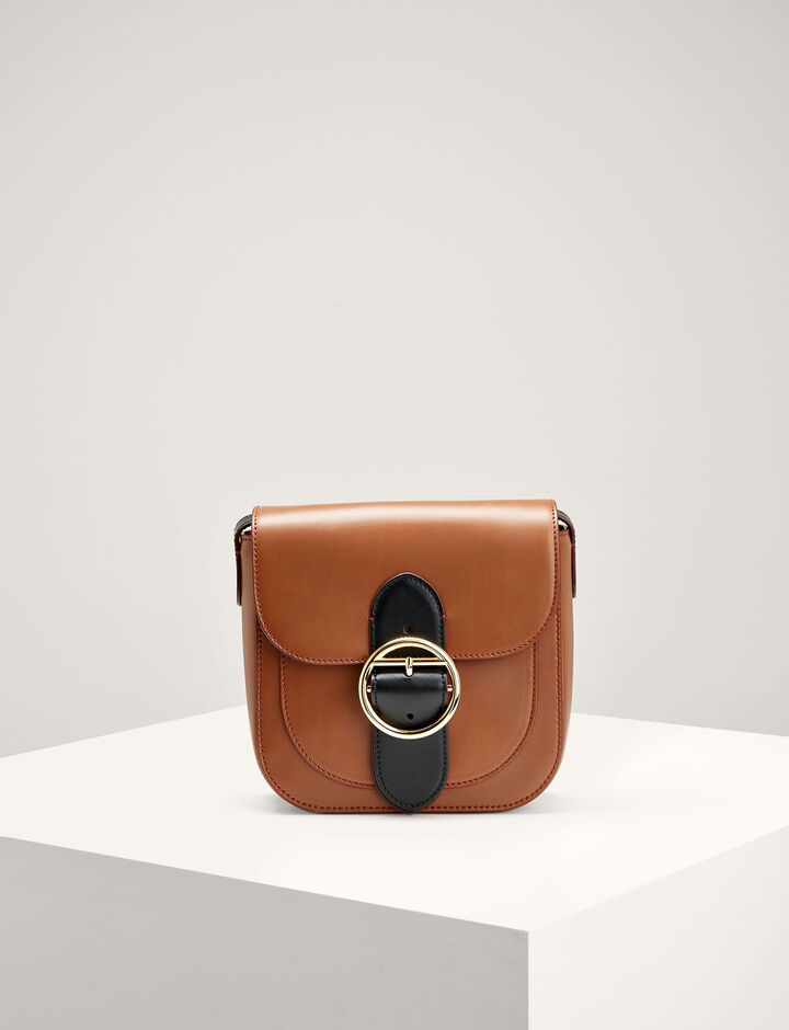 Leather Knight 25 Bag