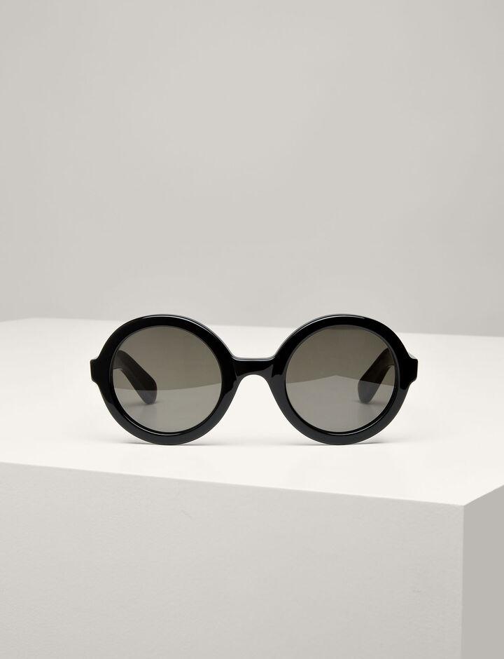 Joseph, Brook Sunglasses, in BLACK