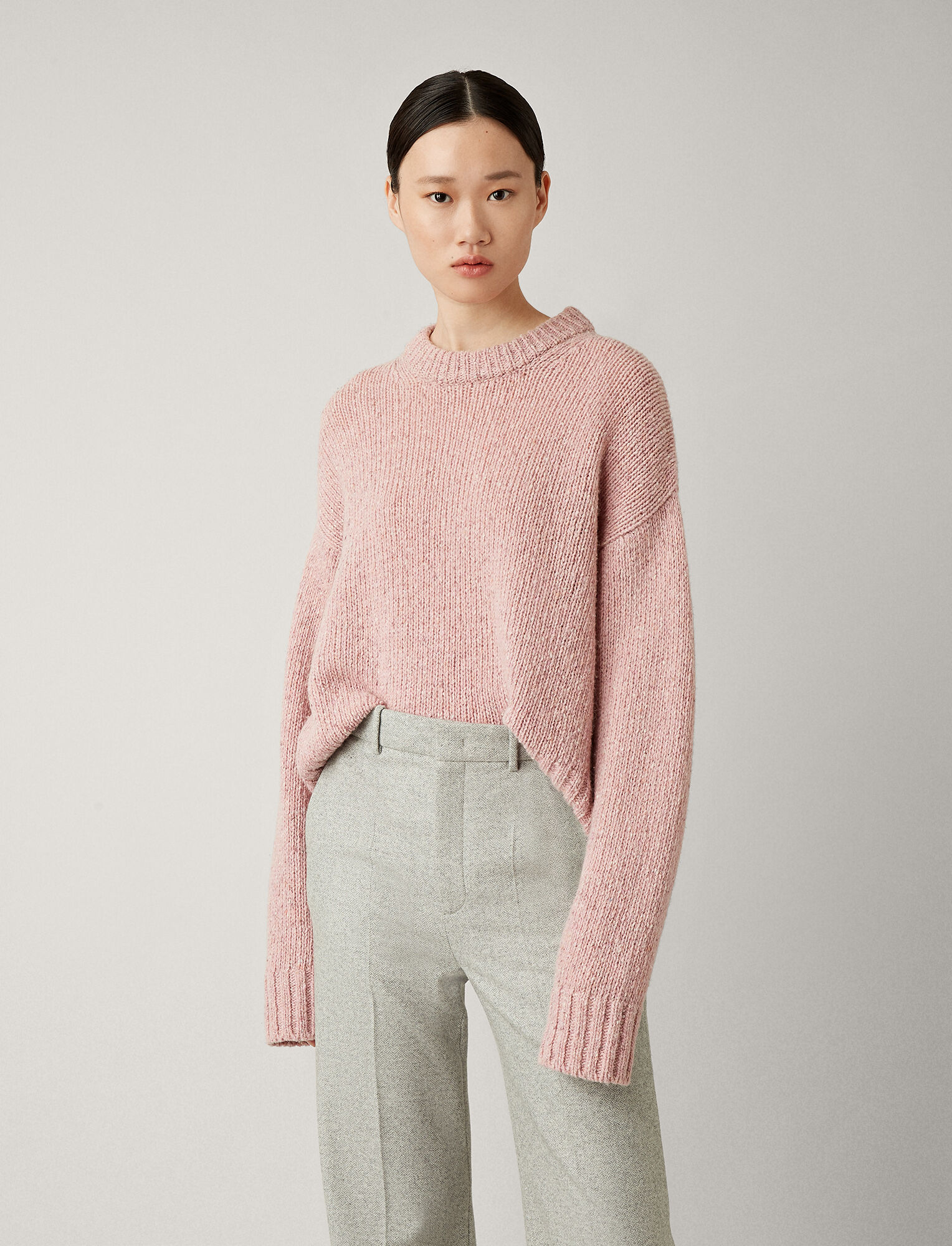 Joseph, Tweed Knit, in