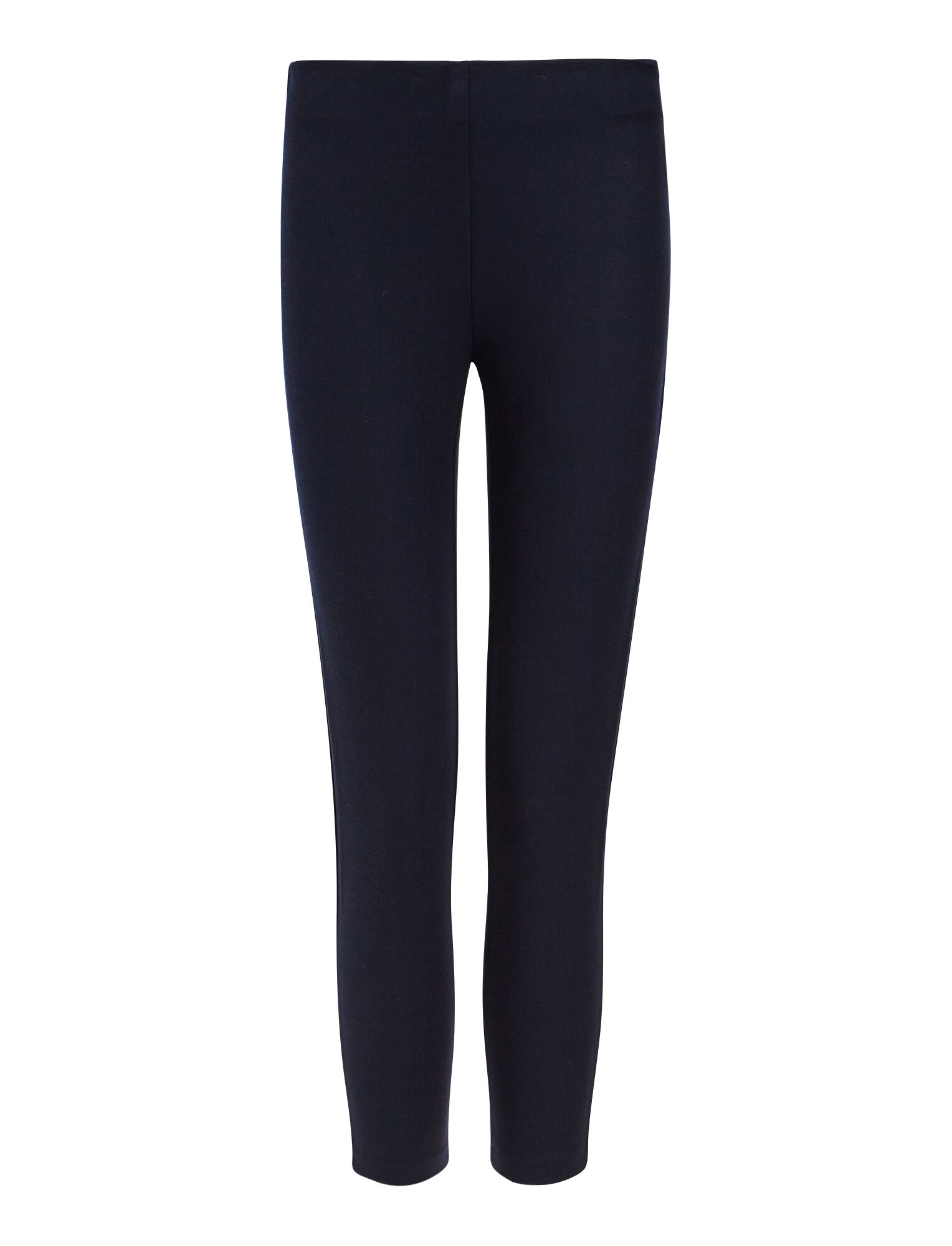 Joseph, Nitro Gabardine Stretch Trousers, in NAVY
