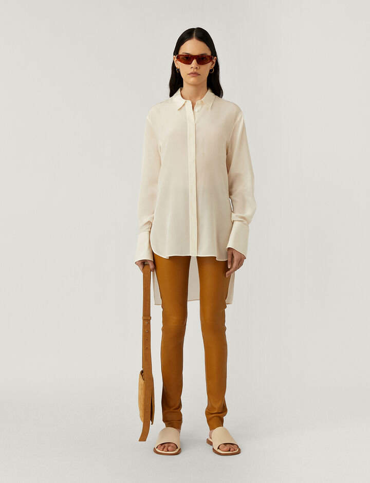 Joseph, Bold Cdc Blouses, in Ivory