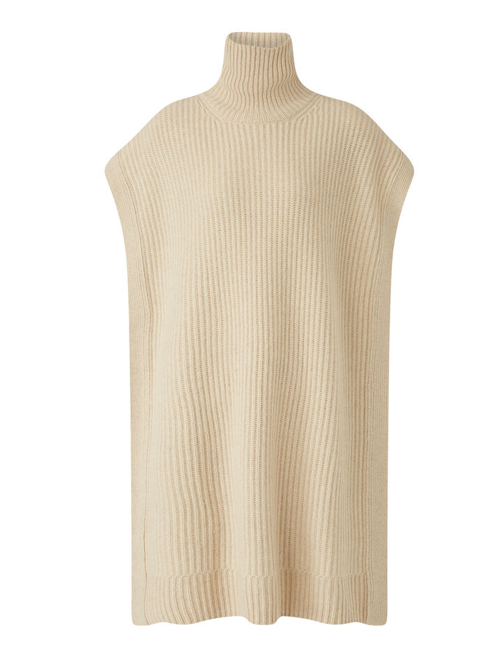 Joseph, Poncho-Luxe Cashmere, in IVORY