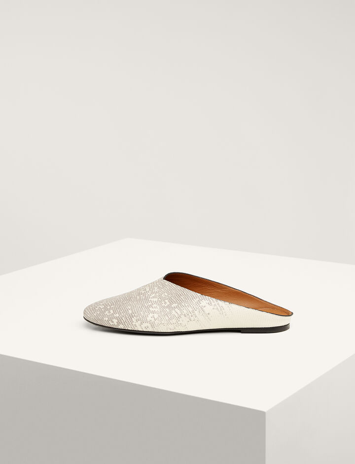 Joseph, Nico Ballet Mule, in NATURAL
