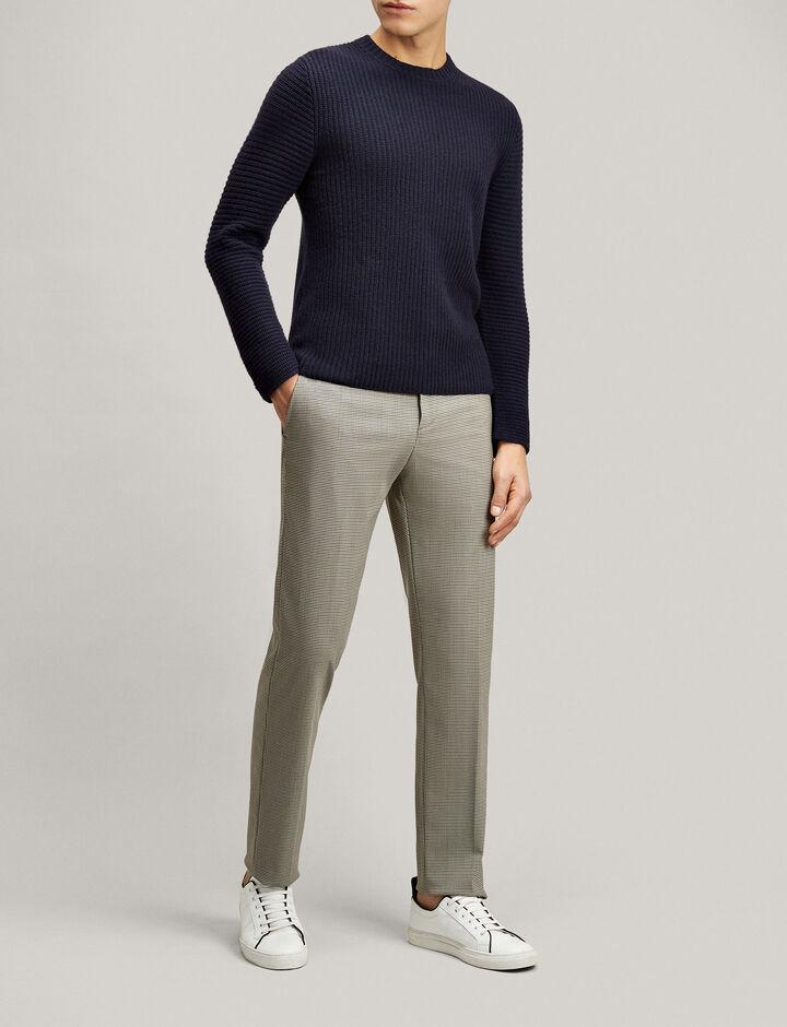 Joseph, Cardigan Cashmere Sweater, in NAVY