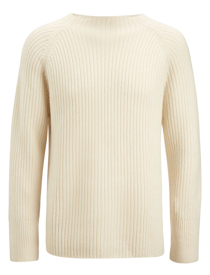 Joseph, Soft Wool Knit, in ECRU