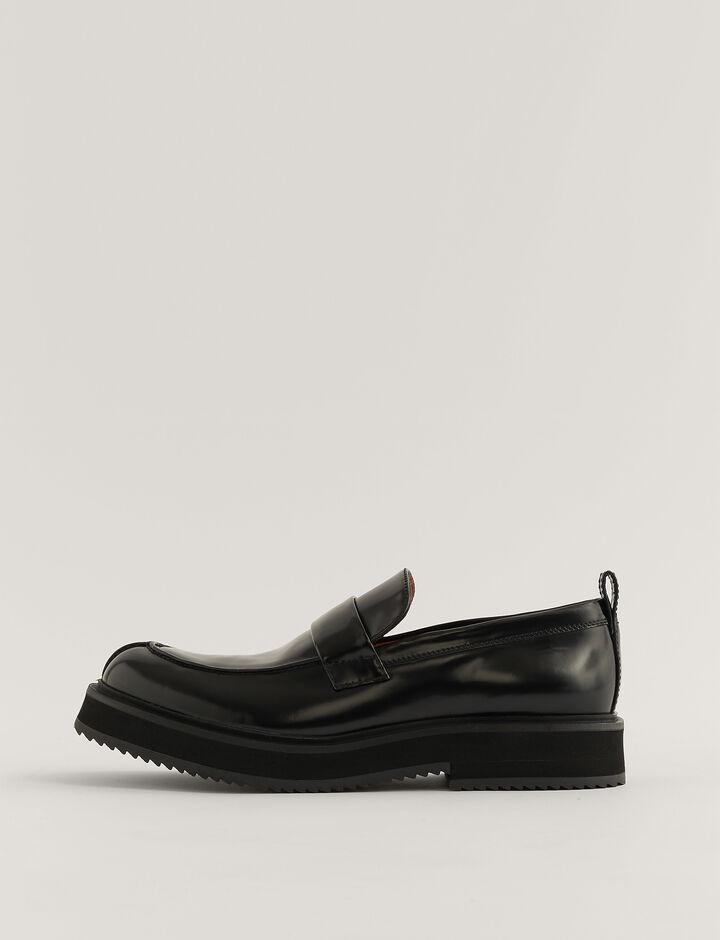 Joseph, British Loafer, in Black