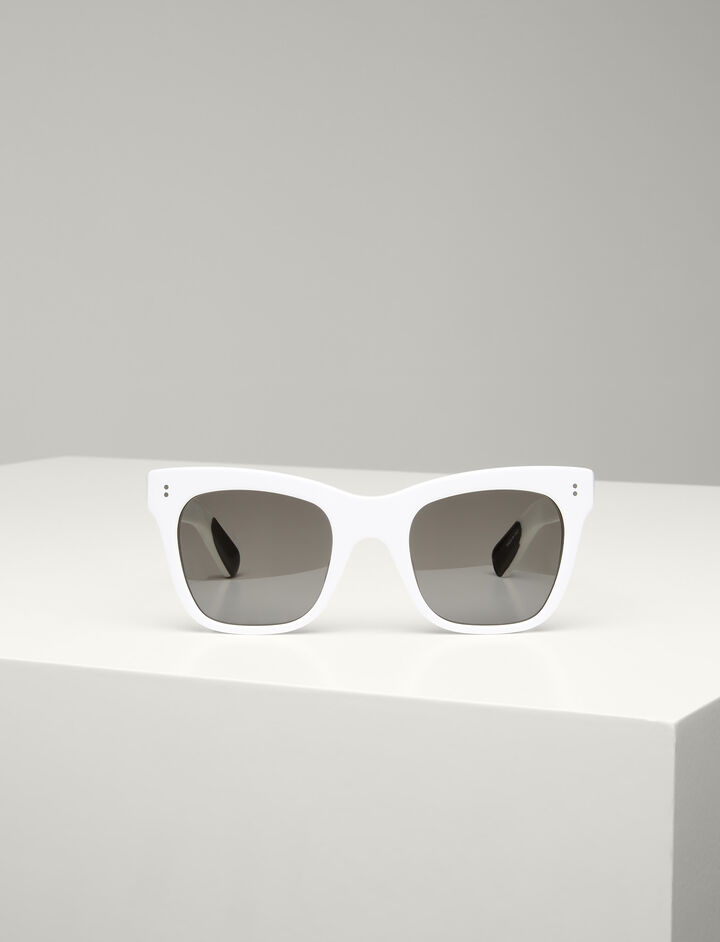 Joseph, Draycott Sunglasses, in WHITE